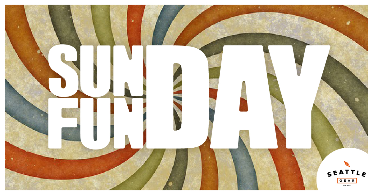 Seattle Gear Sunday Funday's