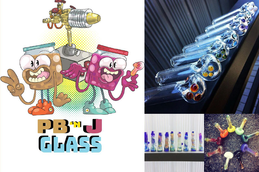 Vendor Spotlight: PBNJ Glass