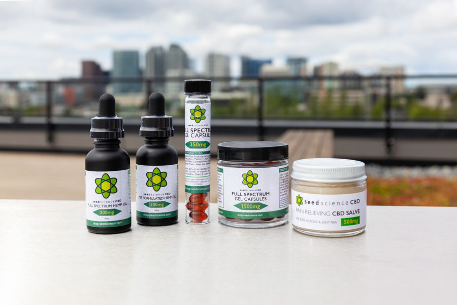 Vendor Spotlight: Seed Science Seed Science CBD is a full spectrum hemp oil company based out of Seattle, WA.